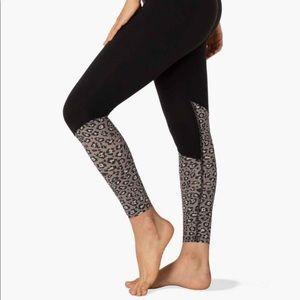 Beyond Yoga Back Me Up High Waisted Midi Legging